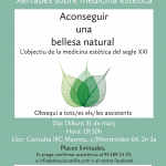 Xerrades de medicina estètica a El Masnou (Maresme)