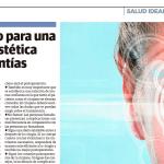 Entrevista en Ideal de la Dra. Ruiz Castilla