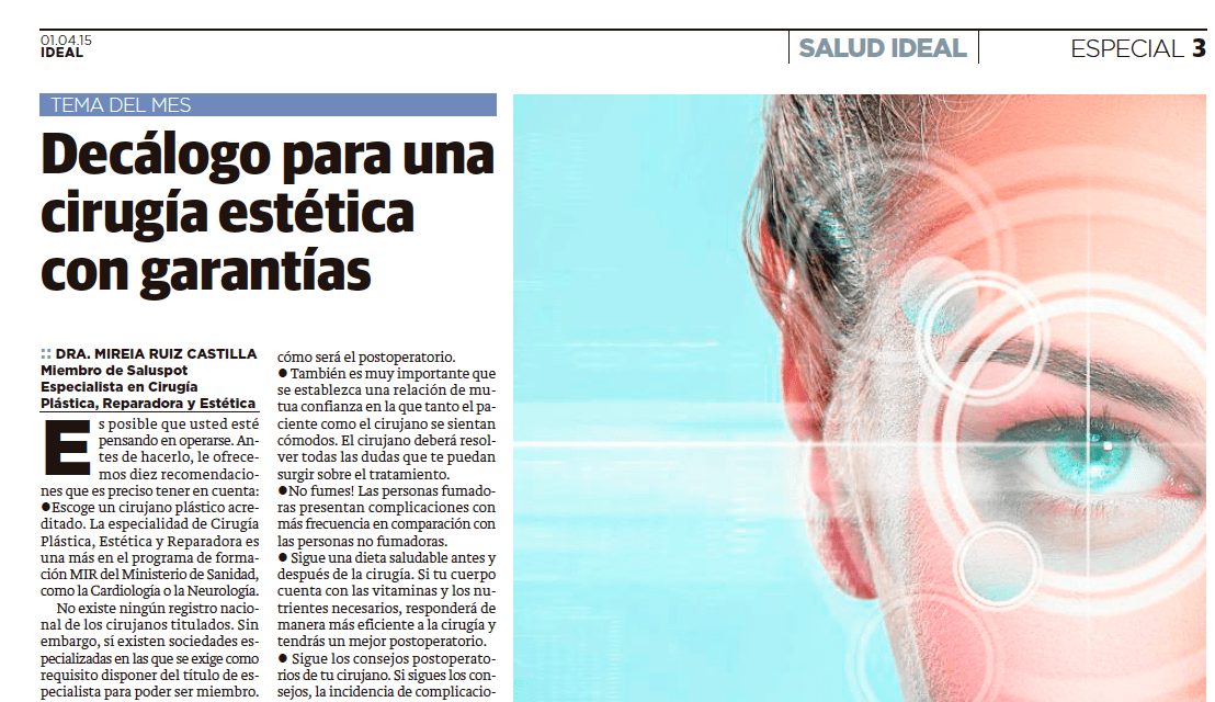 Entrevista Dra. Ruiz Castilla