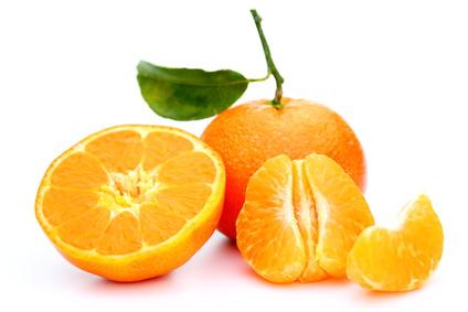Mandarinenfrchte